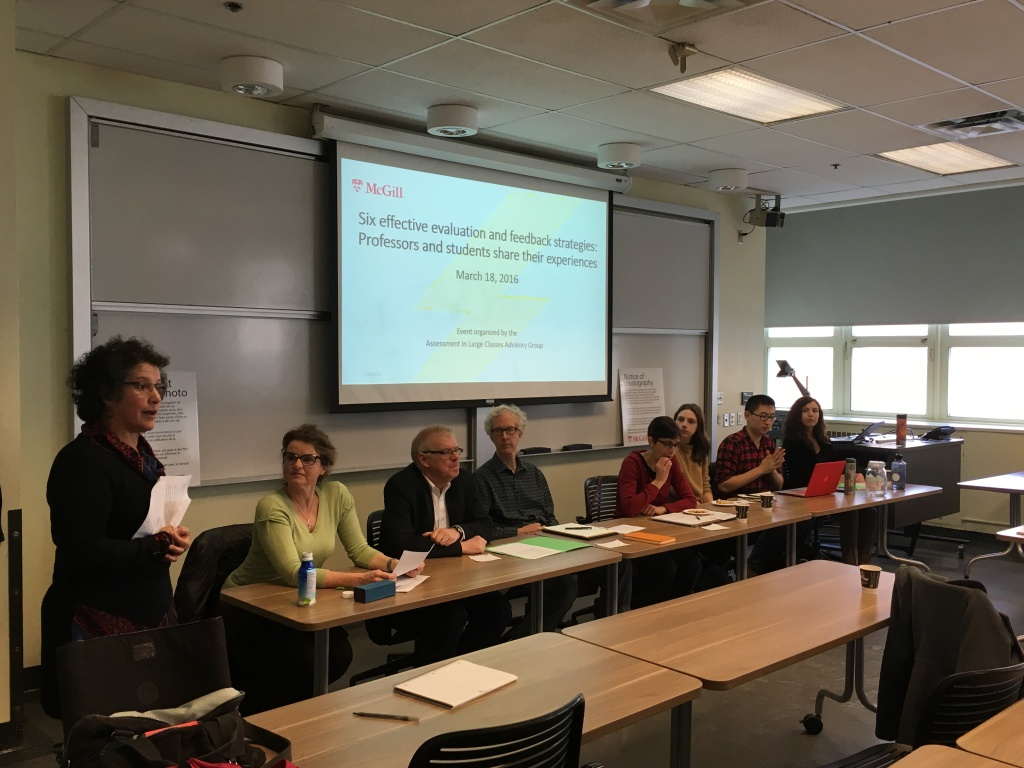 Assessment Group Panel 2