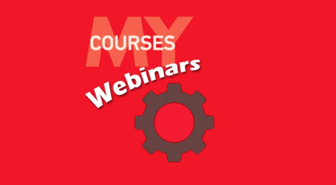 myCourses Webinar Series Now Available on Video@McGill