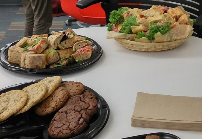 The Lunch Spot: Let's talk teaching