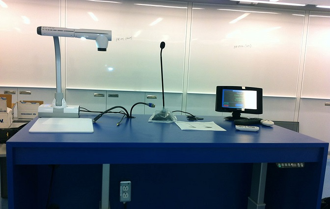 My Love Affair with the Document Camera